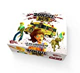 ZOMBIE BUS - le jeu coopératif où c'est chacun pour soi ! jeu de dés et de cartes pour toute la famille - 2 à 5 joueurs - 30 mn - version française - Sweet Games (France)