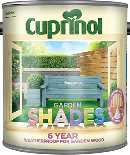 Cuprinol Garden Shades Shed Paint