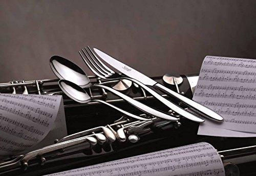 Salvinelli - Servizio posate 24 pz. in acciaio inox modello FAST CL24FA
