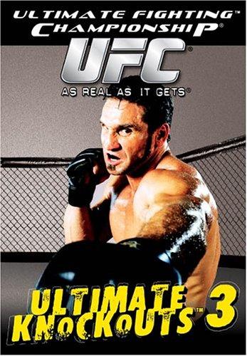 Ufc: Ultimate Knockouts 3 [DVD] [Import]