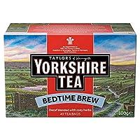 [Yorkshire Tea ] ヨークシャーティー就寝時の醸造125グラム - Yorkshire Tea Bedtime Brew 125g [並行輸入品]