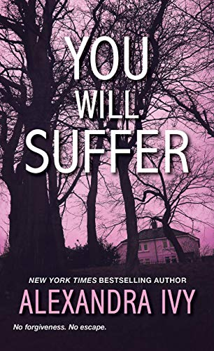 You Will Suffer (The Agency Book 3)