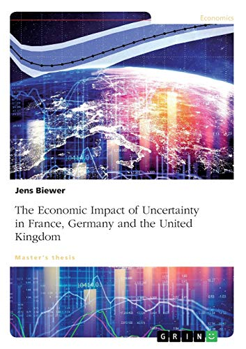The Economic Impact of Uncertainty on France, Germany and the United Kingdom