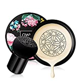 Freeor Mushroom Head Air Cushion Foundation, Concealer Nude Make-up Feuchtigkeitsspendende...