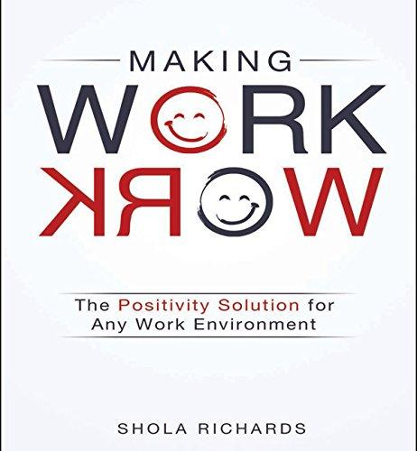 Making Work Work audiobook cover art