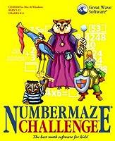 Numbermaze Challenge Ages 5-12 (輸入版)
