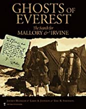 ghosts of everest the search for mallory & irvine