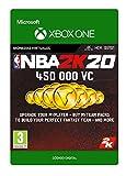 NBA 2K20: 450,000 VC | Xbox One - Código de descarga