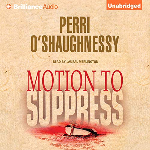 Motion to Suppress audiobook cover art