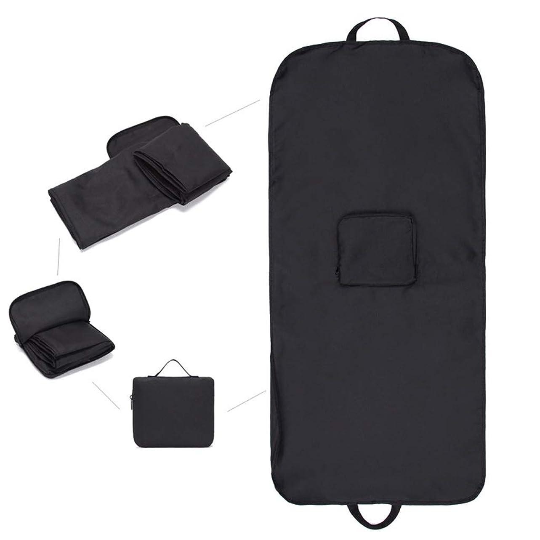 組み合わせる崇拝する基準折り畳み式のスーツバッグオックスフォード布服防塵カバー防塵防湿服仕上げストレージ120x55x6cm (Size : 120x55x6cm)