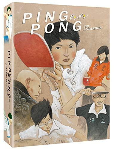 Ping pong the animation [Francia] [Blu-ray]