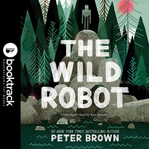 The Wild Robot: Booktrack Edition  By  cover art