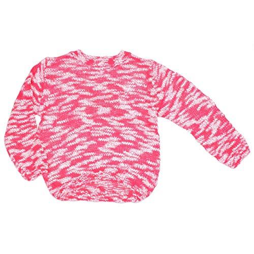 NAME IT Süßer Kinder-Strickpullover Leral in pink, 116