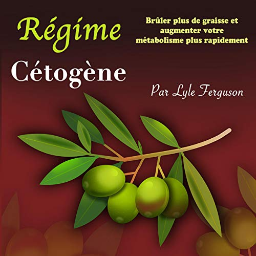Régime Cétogène: Brûler plus de graisse et augmenter votre métabolisme plus rapidement [Keto Diet: Burn More Fat and Boost Your Metabolism Faster] audiobook cover art