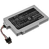 CELLONIC® Batería de Repuesto WUP-010, WUP-013 para Nintendo Wii U Gamepad, 2450mAh WUP-010, WUP-013, Accu de Larga duración
