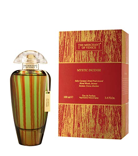 The Merchant of Venice Murano Collection Mystic Incense Eau de Parfum 100