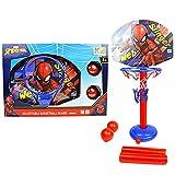 マーベル スパイダーマン バスケットゴールセット おもちゃ Marvel's Spider-Man バスケットボール バスケ スポーツ キャラクター 子供 キッズ 男の子 女の子 誕生日 プレゼント