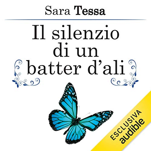 Il silenzio di un batter d'ali audiobook cover art