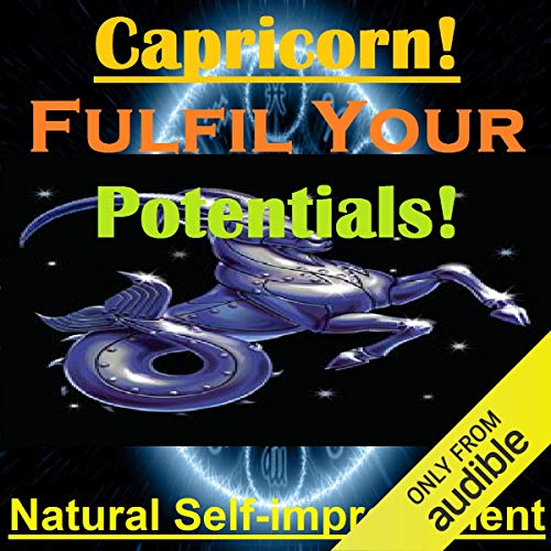 CAPRICORN True Potentials Fulfilment - Personal Development cover art