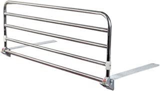 Family care/Height Adjustable Bed Transfer Aid Bedside Handrail Guardrail Grab Bars for Bed Disabled Bed Rail for Elderly Adults Bed Hand Rails for Disabled (Size : 60cm)