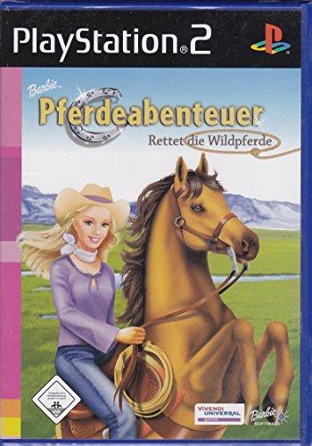 Barbie Pferdeabenteuer - Rettet die Wildpferde