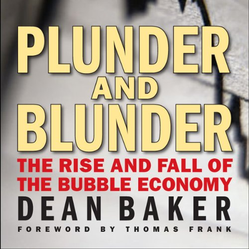 Plunder and Blunder audiobook cover art