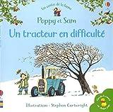 Un tracteur en difficulté - Poppy et Sam - Mini-livres