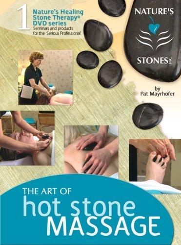 Hot Stone Full Body Massage DVD - Art of Nature's Healing Stone...