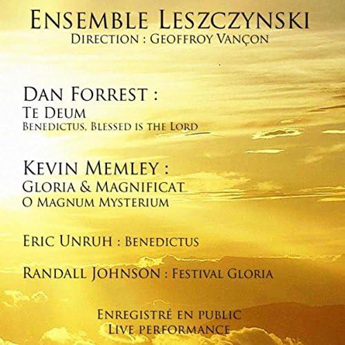 Ensemble Leszczynski & Geoffroy Vançon