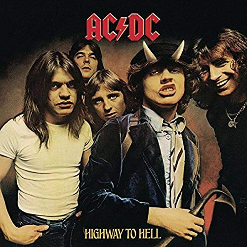 Highway To Hell (Lp) [Vinilo]...