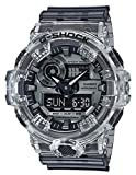 G-Shock by Casio Men's Analog-Digital GA700SK-1A Watch Clear