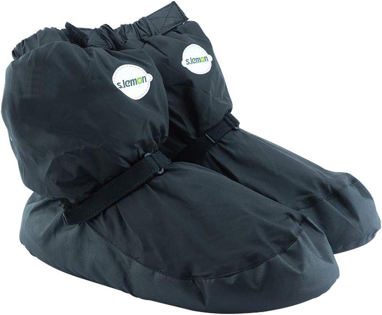 S.lemon Warm Up Bootie Boots Ballet Dance shoes