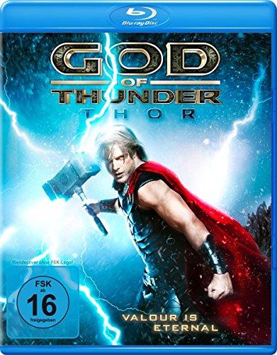 God of Thunder - Thor [Blu-ray]