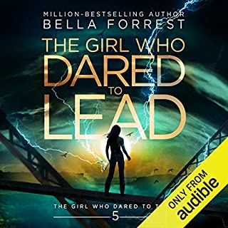 The Girl Who Dared to Think 5: The Girl Who Dared to Lead                   By:                                                                                                                                 Bella Forrest                               Narrated by:                                                                                                                                 Kirsten Leigh                      Length: 12 hrs and 14 mins     25 ratings     Overall 4.7
