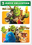 Scared Shrekless and Shrek's Thrilling Tales. Family Halloween movie.