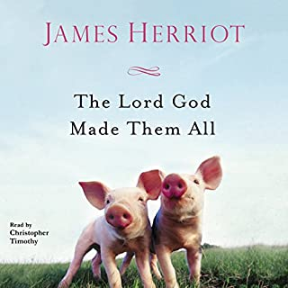 The Lord God Made Them All audiobook cover art