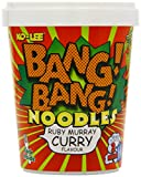 KOLEE BangBang Noodles Ruby Murray Curry Flavour 65 g (Pack of 8)