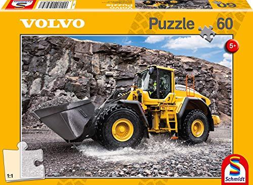 Schmidt Puzzle: 60 Volvo L150H