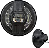 Cyron 7' Pitch Black Beast II Headlight Assembly - ABIG7B2-BN