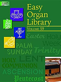 Easy Organ Library, Vol. 59