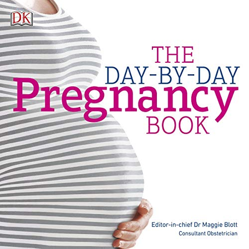 The Day-by-Day Pregnancy Book cover art