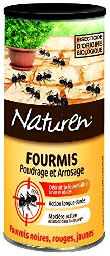 NATUREN 8840 Fourmis Poudrage et Arrosage 400 g