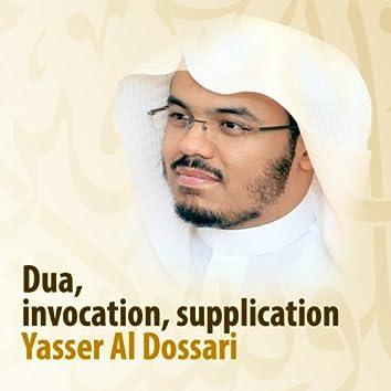 Dua, invocation, supplication (Quran - Coran - Islam)