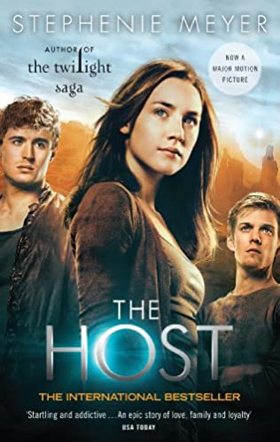 book cover of The Host