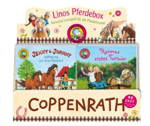 Coppenrath 9679 Lino-Bücher Box Nr. 35 'Linos Pferdebox'
