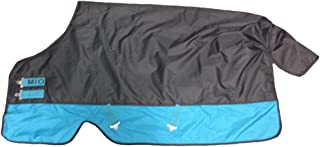 AMIGO Mio Turnout Blanket Medium 75 Black