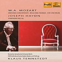 Tennstedt Conducts Mozart & Haydn