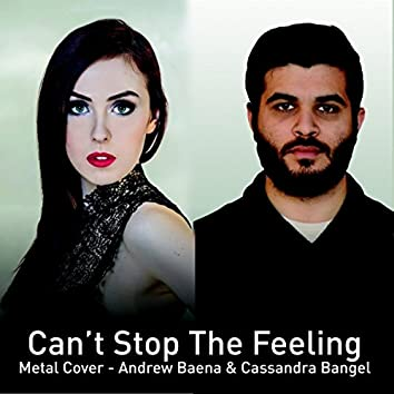 Can't Stop The Feeling (Metal Cover)