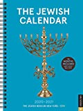 The Jewish Calendar 16-Month 2020-2021 Engagement Calendar: Jewish Year 5781