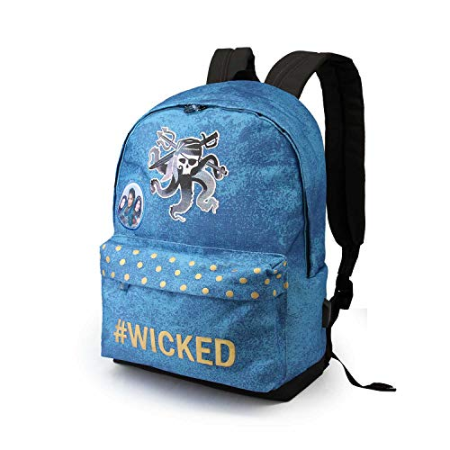 Descendants 3 Smaragdblau-Freetime Rucksack